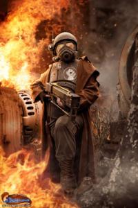 NCR Ranger Fallout